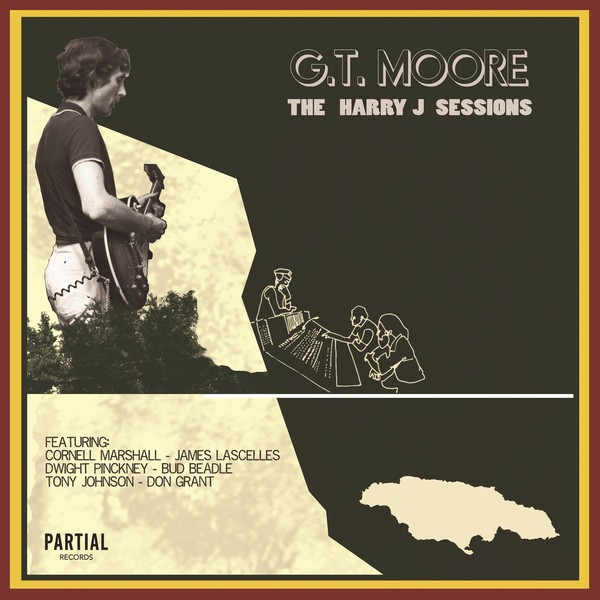 G.t. Moore : The Harry J Sessions | LP / 33T  |  Oldies / Classics