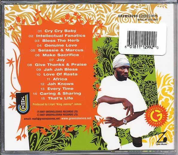 Natural Black : Jah Guide | CD  |  Dancehall / Nu-roots