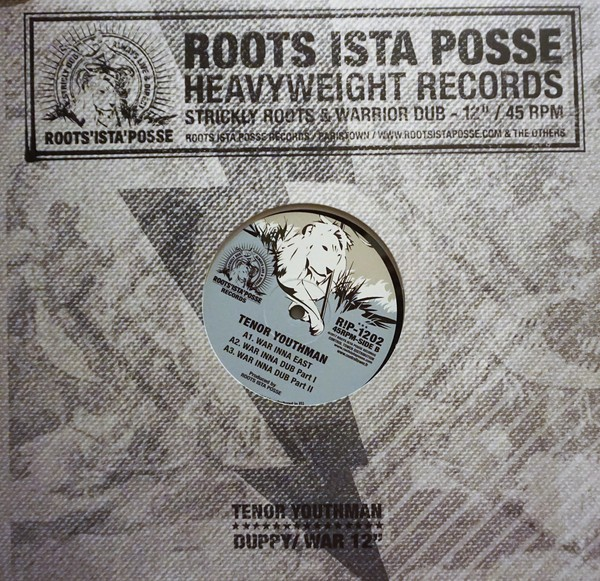 Roots Ista Posse Feat Tenor Youthman : Duppy Deh | Maxi / 10inch / 12inch  |  UK