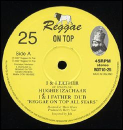 Hughie Izachaar : I &  I Father + Dub   Maxi / 10inch / 12inch     UK