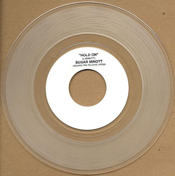 Sugar Minott : Hold On | Single / 7inch / 45T  |  Oldies / Classics