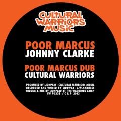 Johnny Clarke : Poor Marcus | Single / 7inch / 45T  |  UK