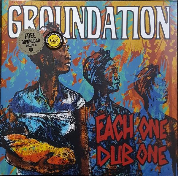 Groundation : 24664