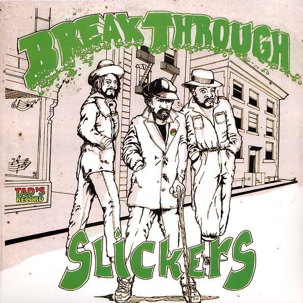 The Slickers : Break Through   LP / 33T     Oldies / Classics