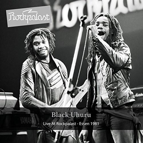 Black Uhuru : Live At Rockpalast - Essen 1981   LP / 33T     Oldies / Classics