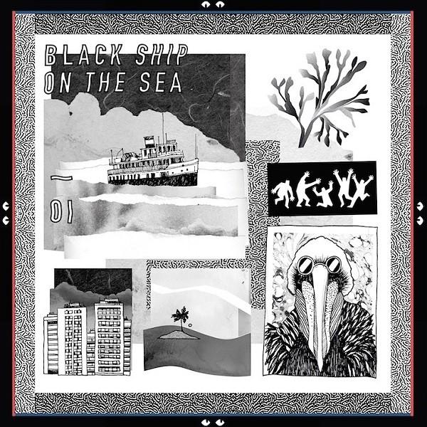 Black Ship : On The Sea   LP / 33T     Ska / Rocksteady / Revive