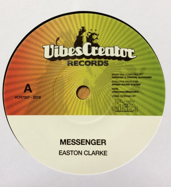Easton Clarke : Messenger