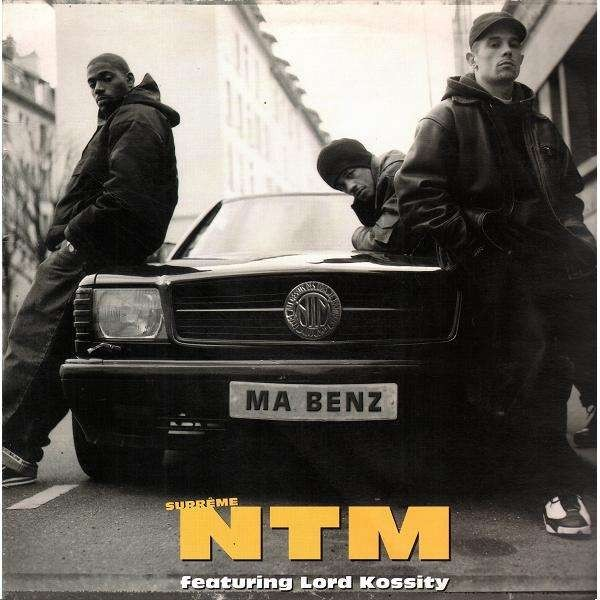 NTM Ft. Lord Kossity : Ma Benz | Maxi / 10inch / 12inch  |  Dancehall / Nu-roots