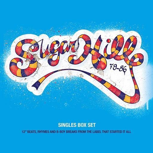Various Artists : SugarHill 79-86 - Singles Box Set   Maxi / 10inch / 12inch     Afro / Funk / Latin
