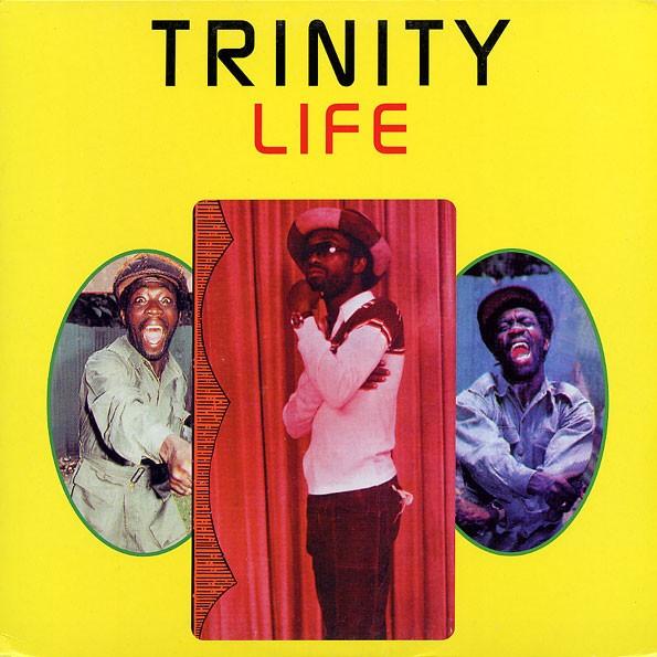 Trinity : Life | LP / 33T  |  Oldies / Classics