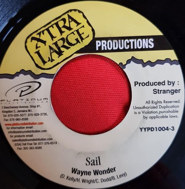 Wayne Wonder : Sail | Single / 7inch / 45T  |  Collectors