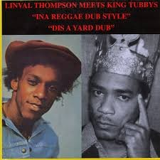 King Tubby : Linval Thompson Meets King Tubbys | LP / 33T  |  Oldies / Classics