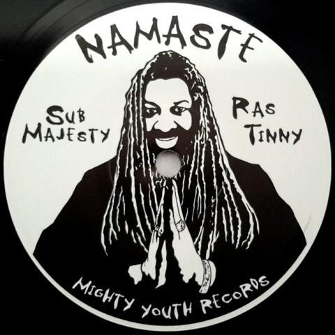 Sub Majesty : Namaste   Single / 7inch / 45T     UK