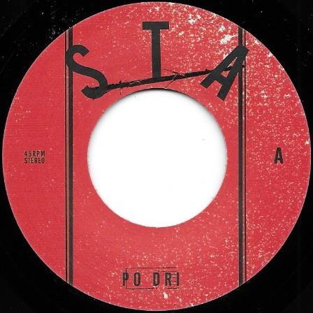 STA : Po Dri   Single / 7inch / 45T     Dub