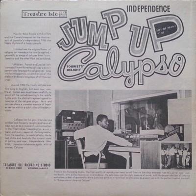 Various : Jump Up Calypso | LP / 33T  |  Oldies / Classics
