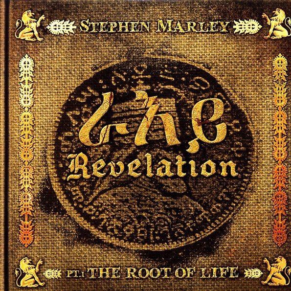 Stephen Marley : Revelation - Pt. 1 The Root Of Life | LP / 33T  |  Dancehall / Nu-roots