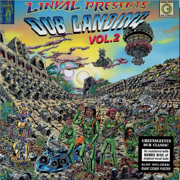 King Tubbys And Roots Radics : Dub Landing Vol.2