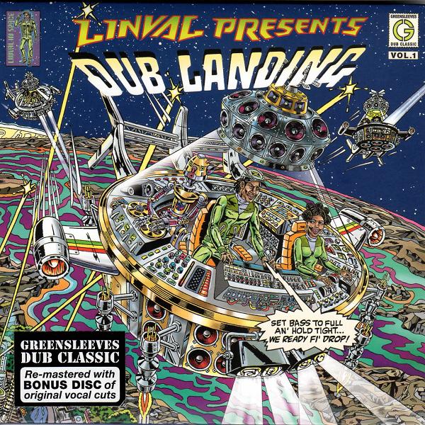 King Tubby And Roots Radics : Dub Landing Vol.1