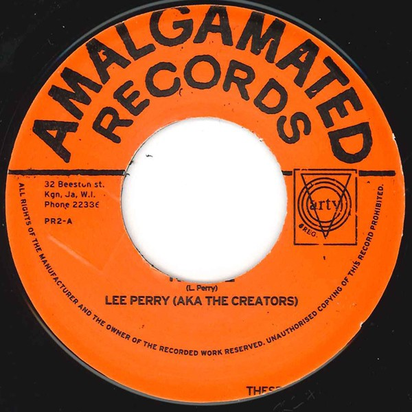 Lee Perry Aka The Creators : Kimble | Single / 7inch / 45T  |  Oldies / Classics