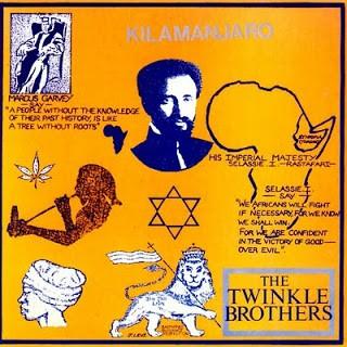 The Twinkle Brothers : Kilamanjaro   LP / 33T     UK