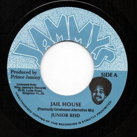 Junior Reid : Jail House | Single / 7inch / 45T  |  Oldies / Classics