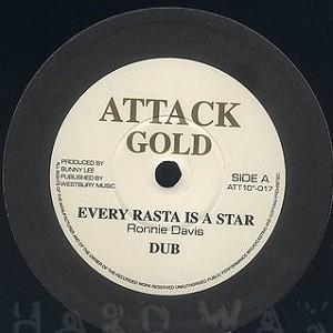 Ronnie Davis : Every Rasta Is A Star | Maxi / 10inch / 12inch  |  Oldies / Classics