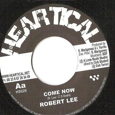 Robert Lee : Time | Single / 7inch / 45T  |  FR