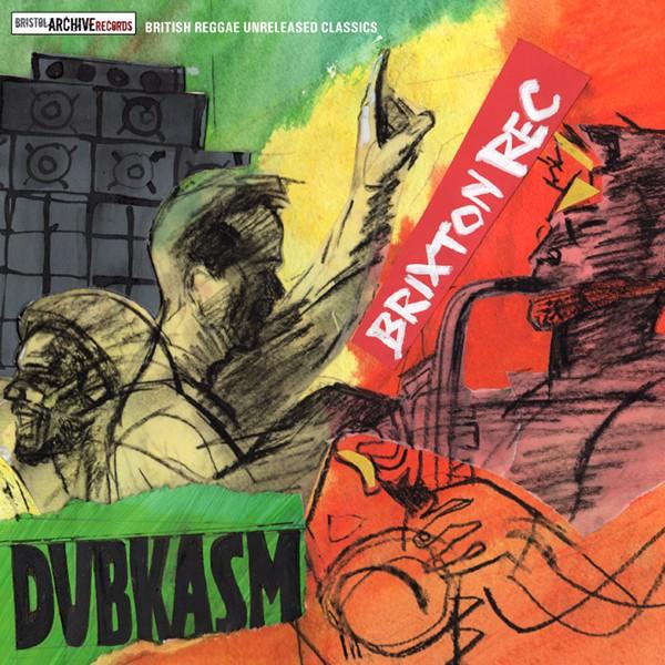 Dubkasm : Brixton Rec | LP / 33T  |  UK