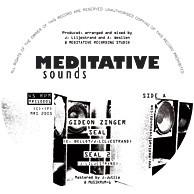 Meditative : Gideon Zinger Seal | Maxi / 10inch / 12inch  |  UK