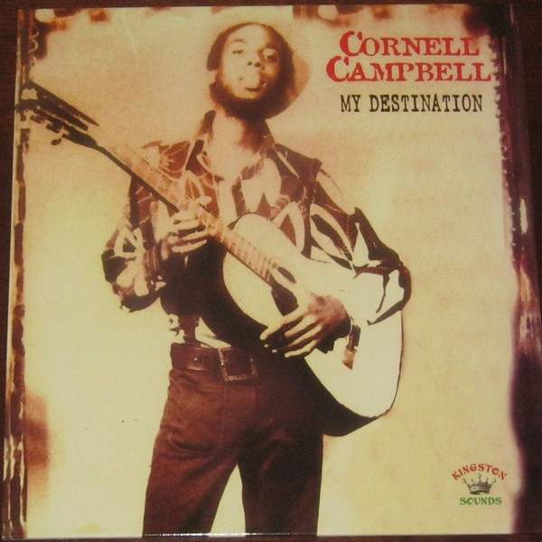 Cornell Campbell : My Destination | LP / 33T  |  Oldies / Classics
