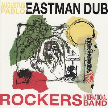 Augustus Pablo : Eastman Dub   LP / 33T     Oldies / Classics