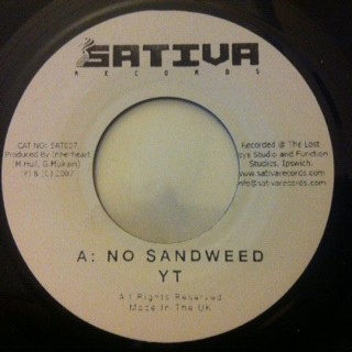 Yt : No Sandweed   Single / 7inch / 45T     Dancehall / Nu-roots