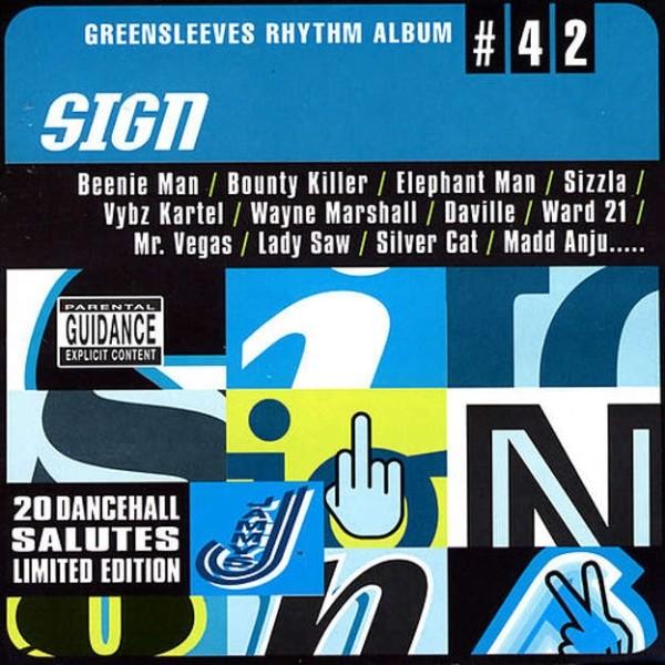 Various : Sign   CD     Dancehall / Nu-roots