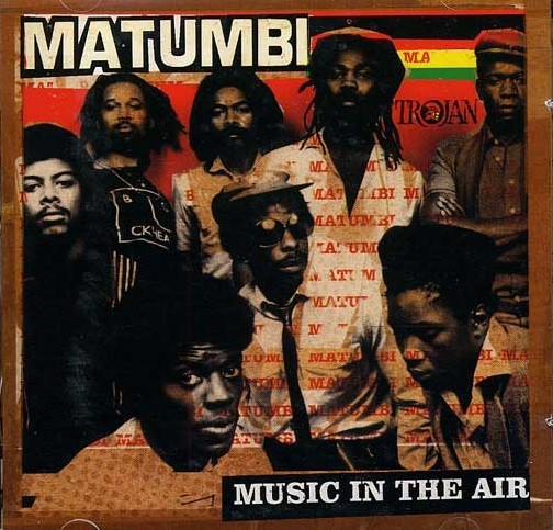 Matumbi : Music In The Air - Anthology   CD     Dancehall / Nu-roots