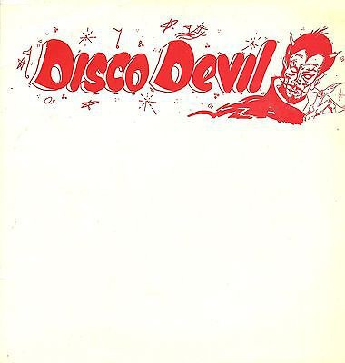 Lee Perry And The Full Experiences : Disco Devil Extented Mix | Maxi / 10inch / 12inch  |  Oldies / Classics