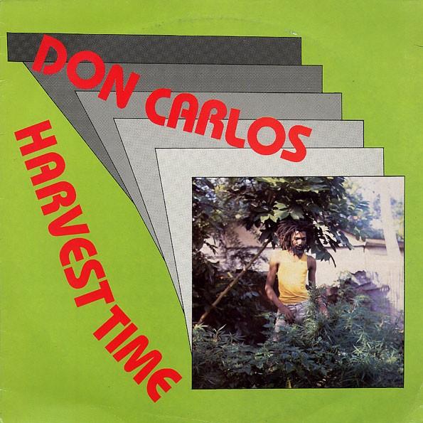 Don Carlos : Harvest Time | LP / 33T  |  Oldies / Classics