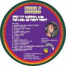 Murry Man : Babylon ah Fight Fight   LP / 33T     UK
