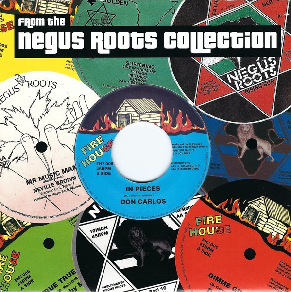 Don Carlos : In Pieces | Single / 7inch / 45T  |  Oldies / Classics