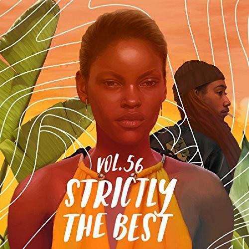 Various : Strictly The Best 56 | CD  |  Dancehall / Nu-roots