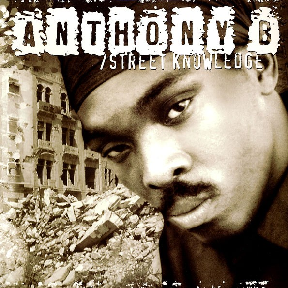 Anthony B : Street Knowledge | LP / 33T  |  Dancehall / Nu-roots