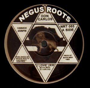 Don Carlos : I Love Jah | Maxi / 10inch / 12inch  |  Oldies / Classics