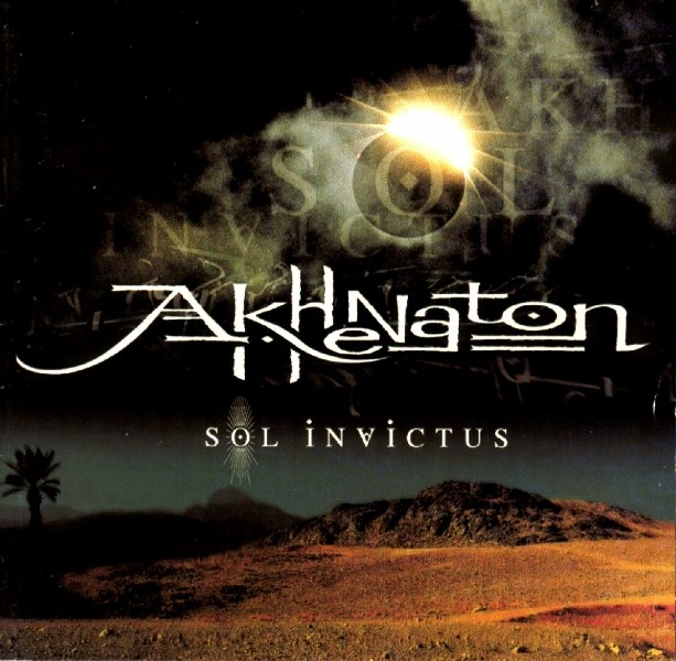 Akhenaton : Sol Invictus | CD  |  FR
