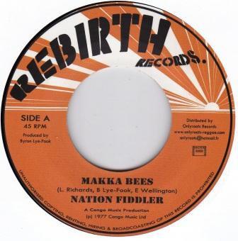 Makka Bees : Nation Fiddler
