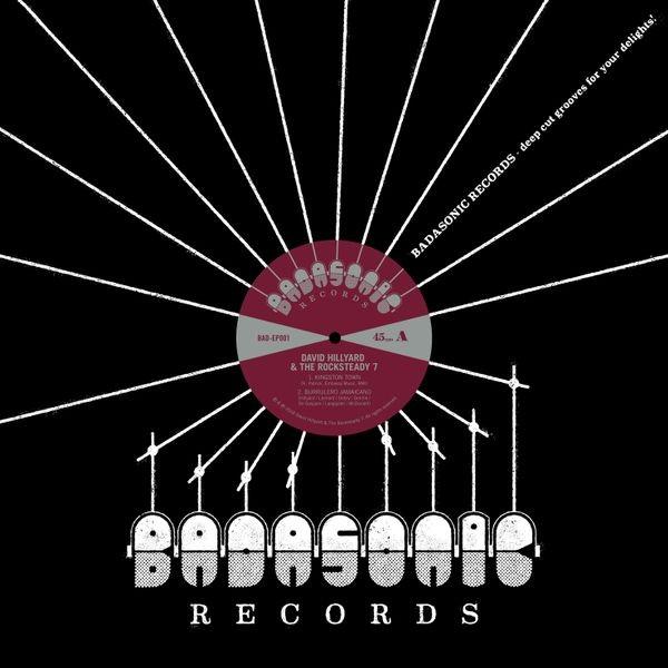 David Hillyard & The Rocksteady 7 : Kinston Town | Maxi / 10inch / 12inch  |  Oldies / Classics