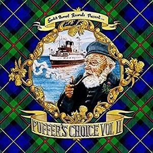 Various : Scotch Bonnet Presents Puffers Choice Vol.2