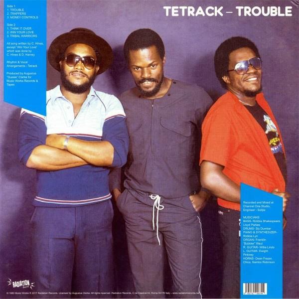 Tetrack : Trouble