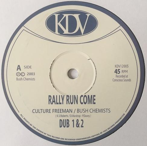 Culture Freeman : Rally Run Come
