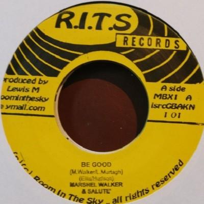 Marshel Walker : Be Good | Single / 7inch / 45T  |  Oldies / Classics