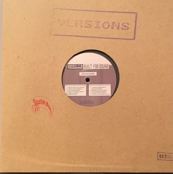 Danny T & Tradesman : Built For Sound Versions   LP / 33T     Dub