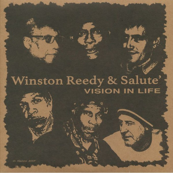 Winston Reedy & Salute : Vision In Life | LP / 33T  |  UK